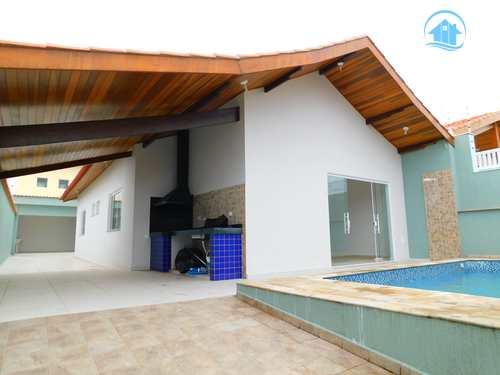 Casa, código 1133 em Peruíbe, bairro Jardim Icaraiba