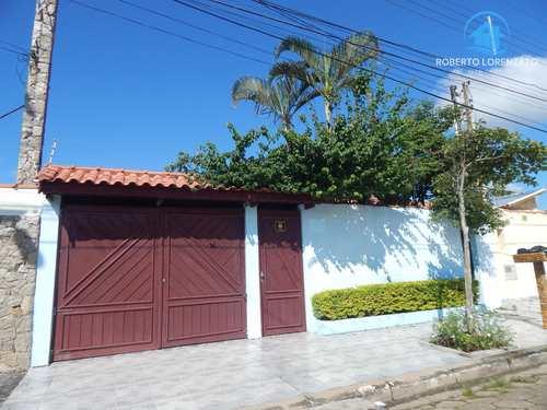 Casa, código 1147 em Peruíbe, bairro Maria Helena Novaes