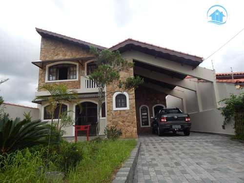 Casa, código 1149 em Peruíbe, bairro Maria Helena Novaes