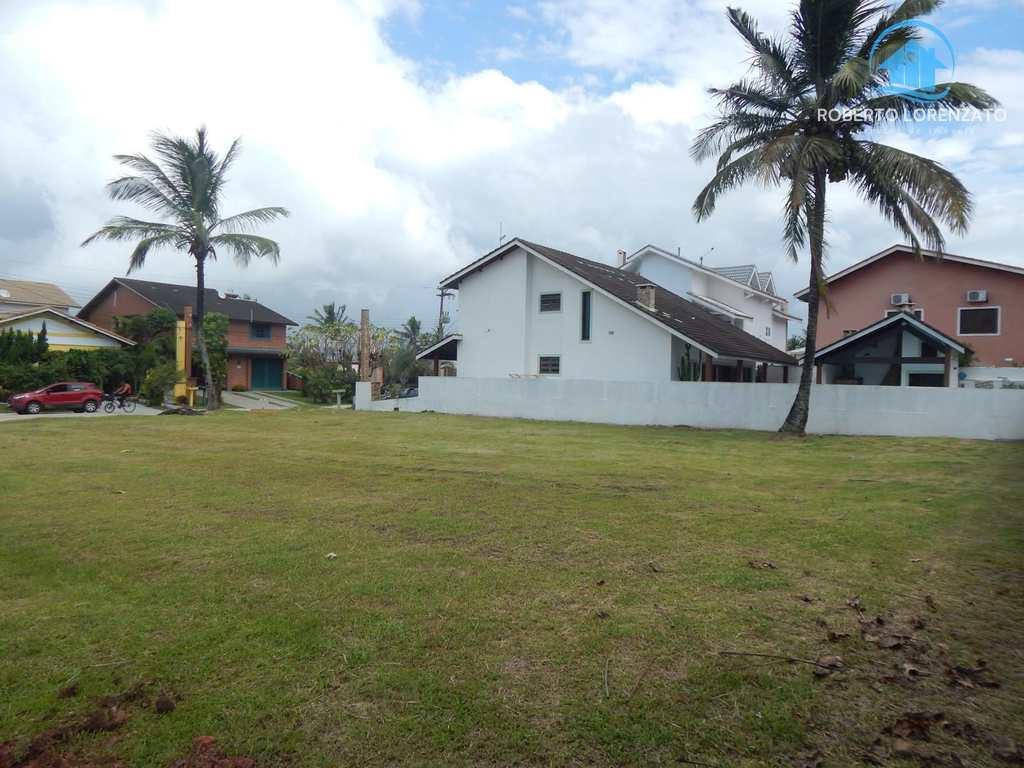 Terreno de Condomínio em Peruíbe, bairro Bougainvillee I