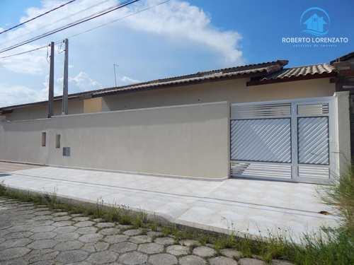 Casa, código 1155 em Peruíbe, bairro Centro