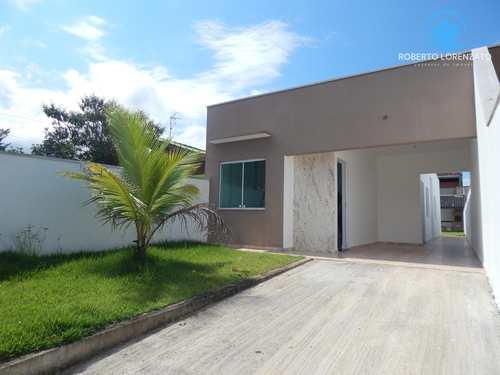 Casa, código 1157 em Peruíbe, bairro Jardim Ribamar