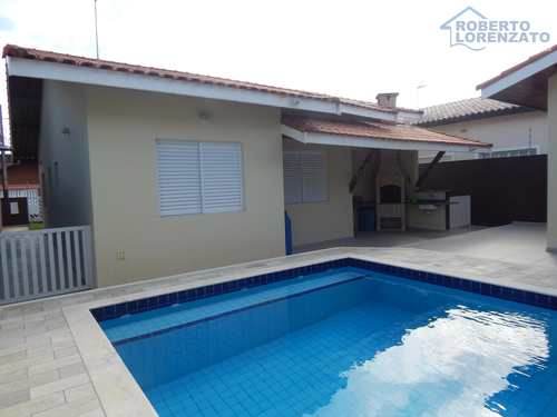 Casa, código 1158 em Peruíbe, bairro Flórida