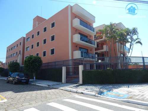 Apartamento, código 1166 em Peruíbe, bairro Três Marias