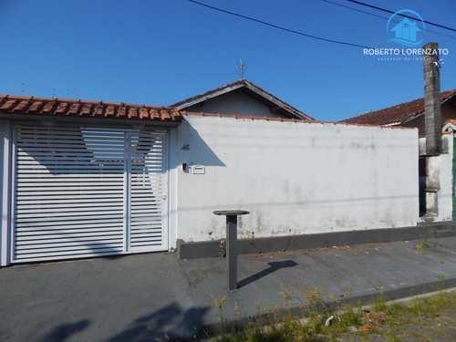 Casa, código 1168 em Peruíbe, bairro Jardim Ribamar