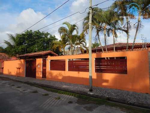 Casa, código 1172 em Peruíbe, bairro Belmira Novaes