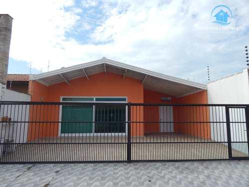 Casa, código 1180 em Peruíbe, bairro Três Marias