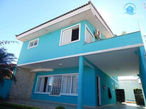 Casa, código 1181 em Peruíbe, bairro Oásis