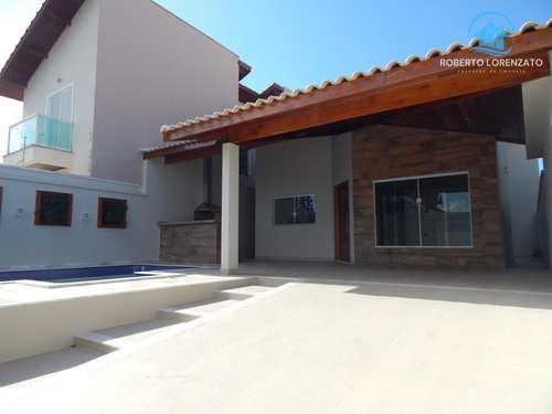 Casa, código 1182 em Peruíbe, bairro São José