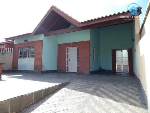 Casa, código 1183 em Peruíbe, bairro São José
