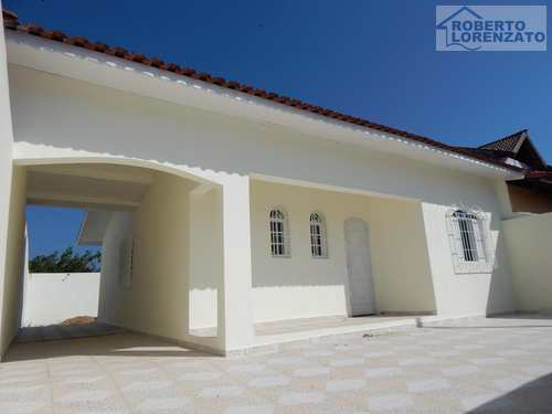 Casa, código 1197 em Peruíbe, bairro Jardim Peruíbe