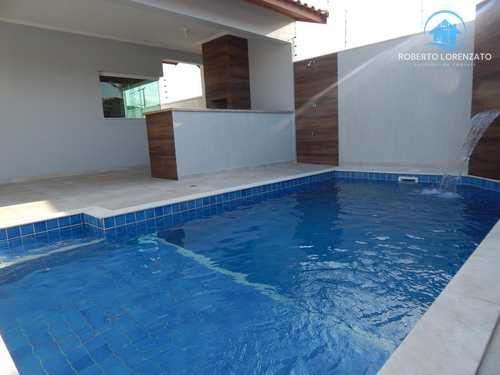 Casa, código 1199 em Peruíbe, bairro Flórida