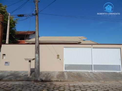 Casa, código 1201 em Peruíbe, bairro Três Marias