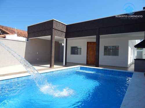 Casa, código 1207 em Peruíbe, bairro Belmira Novaes