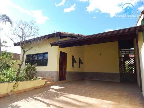 Casa, código 1210 em Peruíbe, bairro Jardim Márcia