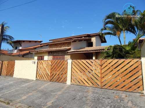 Casa, código 1214 em Peruíbe, bairro Samburá