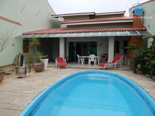 Casa, código 1224 em Peruíbe, bairro Oásis