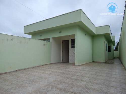 Casa, código 1226 em Peruíbe, bairro São João Batista
