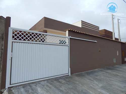 Casa, código 1228 em Peruíbe, bairro São João Batista