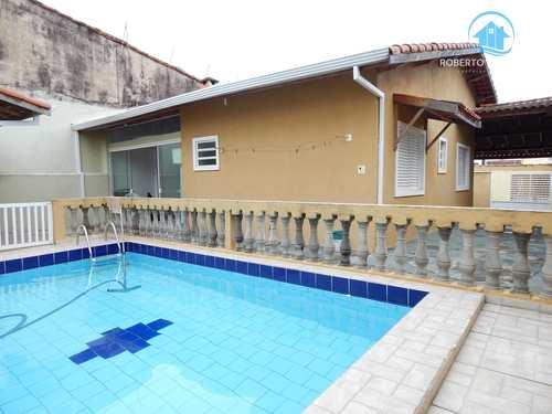Casa, código 1232 em Peruíbe, bairro Belmira Novaes