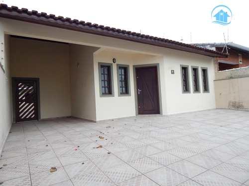 Casa, código 1236 em Peruíbe, bairro Oásis