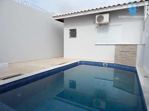 Casa, código 1238 em Peruíbe, bairro Caraminguava