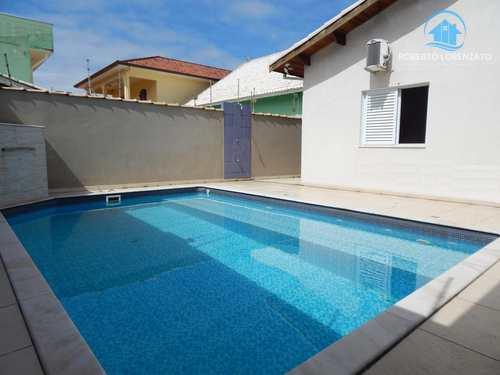 Casa, código 1244 em Peruíbe, bairro Jardim Beira Mar