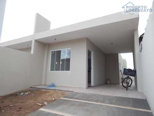 Casa, código 1245 em Peruíbe, bairro São João Batista