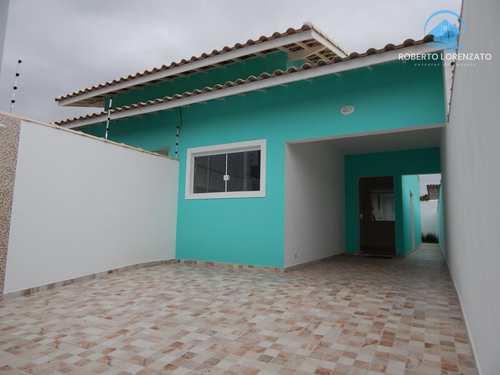 Casa, código 1254 em Peruíbe, bairro Nova Peruíbe