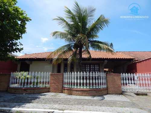 Casa, código 1266 em Peruíbe, bairro Parque Turístico