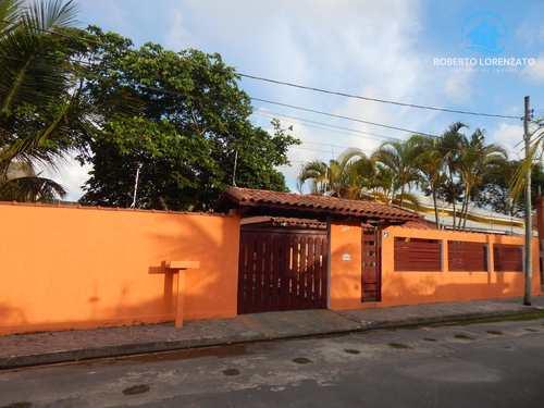 Casa, código 1273 em Peruíbe, bairro Belmira Novaes