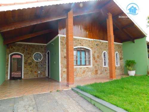 Casa, código 1294 em Peruíbe, bairro Oásis
