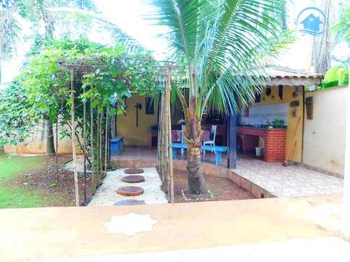 Casa, código 1298 em Peruíbe, bairro Jardim Guarau