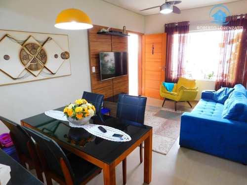 Casa, código 1301 em Peruíbe, bairro Jardim Ribamar