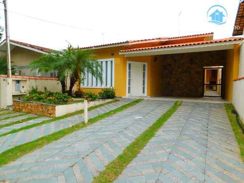 Casa, código 1312 em Peruíbe, bairro Oásis