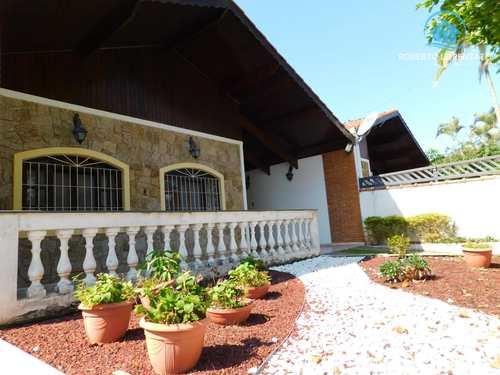 Casa, código 1316 em Peruíbe, bairro Oásis