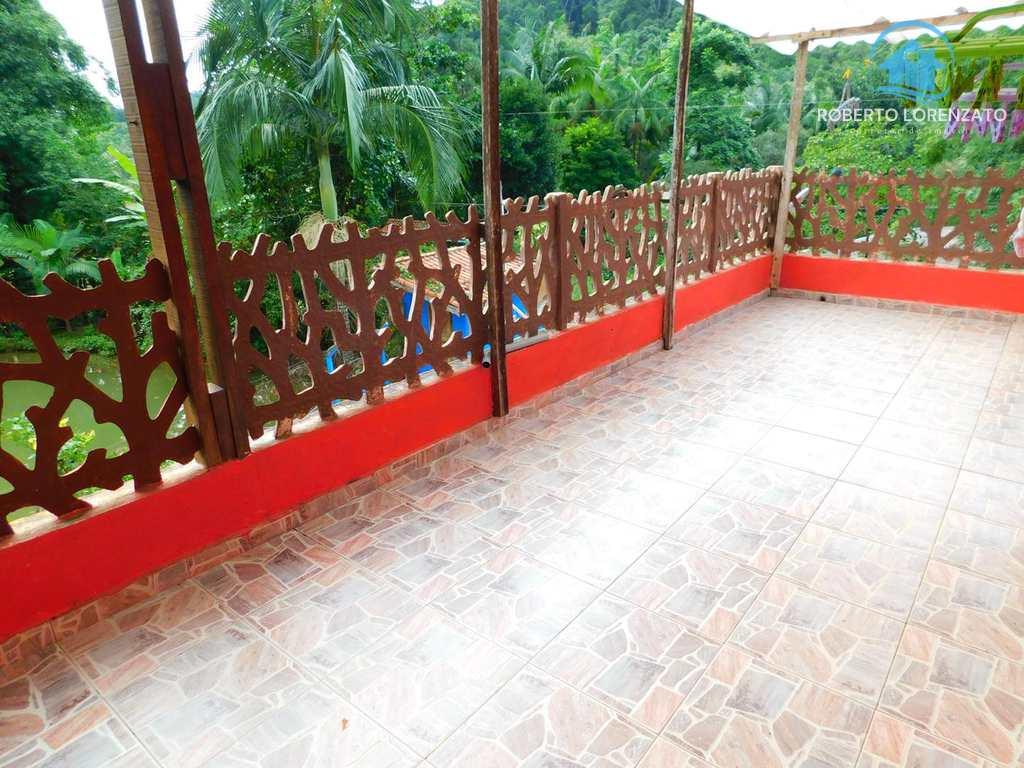 Sítio em Peruíbe, no bairro Parque Serra Mar