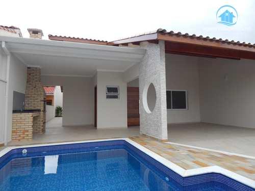 Casa, código 1324 em Peruíbe, bairro Oásis