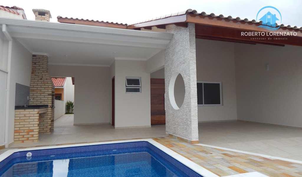 Casa em Peruíbe, bairro Oásis