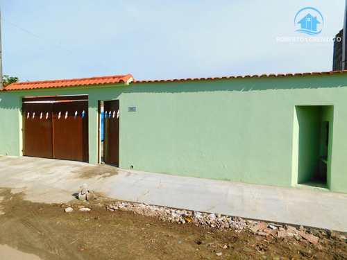 Casa, código 1345 em Peruíbe, bairro Nova Peruíbe