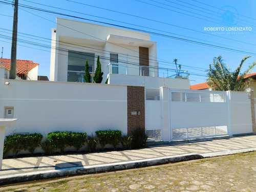 Casa, código 1386 em Peruíbe, bairro Três Marias