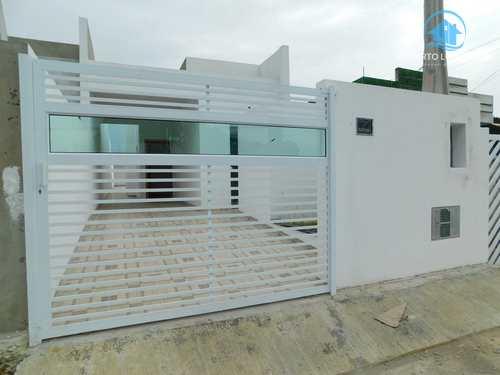 Casa, código 1429 em Peruíbe, bairro Jardim Ribamar