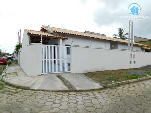 Casa, código 1437 em Peruíbe, bairro Vila Romar