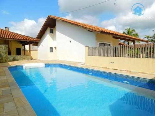 Casa, código 1454 em Peruíbe, bairro Três Marias