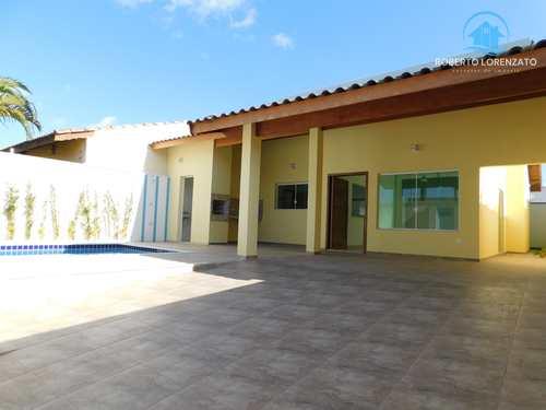 Casa, código 1467 em Peruíbe, bairro Jardim Imperador