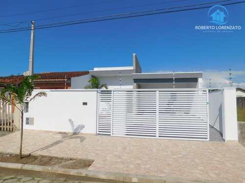 Casa, código 1470 em Peruíbe, bairro Jardim Icaraiba
