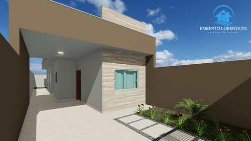 Casa, código 1541 em Peruíbe, bairro Flora Rica II