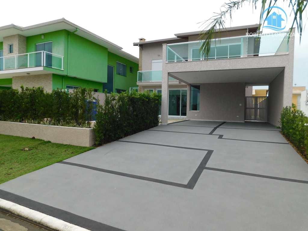 Casa de Condomínio em Peruíbe, no bairro Condomínio Bougainvillée