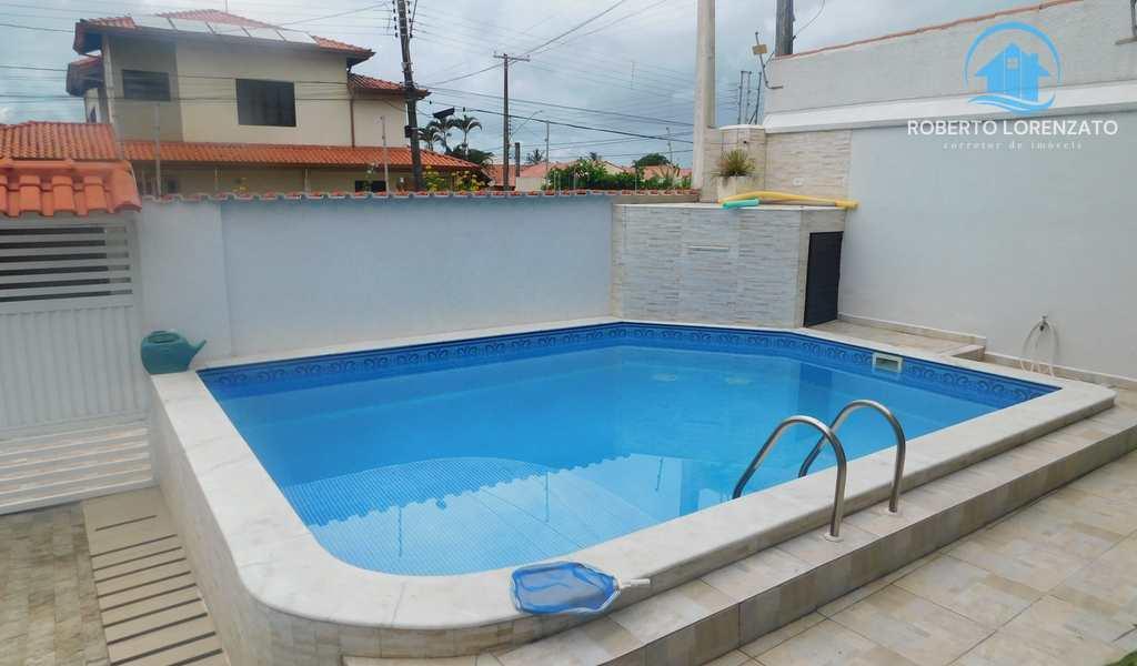 Casa em Peruíbe, bairro Barra de Jangada