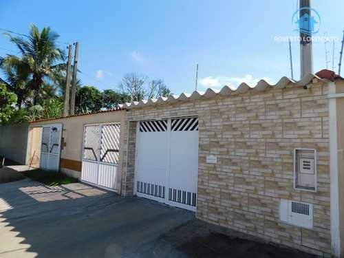Casa, código 1700 em Peruíbe, bairro Jardim Los Angeles